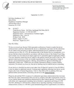 美國食品藥品管理局 (FDA) 認證