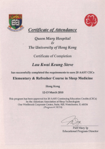 Queen Mary Hospital & Hong Kong University
