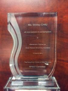 The Hong Kong Sleep Society of Sleep Medicine RPSGT Committee - Shirley
