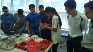 馬來西亞分銷商產品培訓