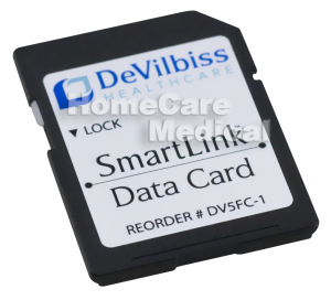 DeVilbiss SD card